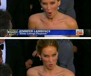 Jennifer Lawrence, funny, and silver linings playbook image