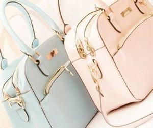 bag, fashion, and pastel image