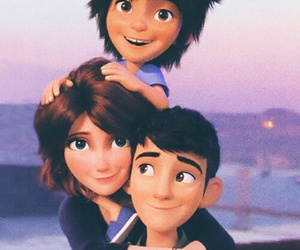big hero 6, disney, and hiro image