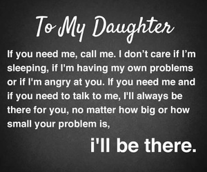 daughter, quotes, and love image
