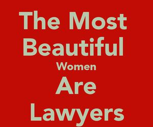 lawyer, women, and beautiful image