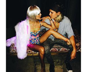 couple, party, and vanessa hudgens image