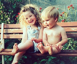 cute, baby, and zoella image