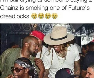funny, future, and 2 chainz image