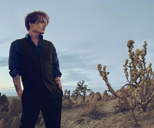 johnny depp and dior image