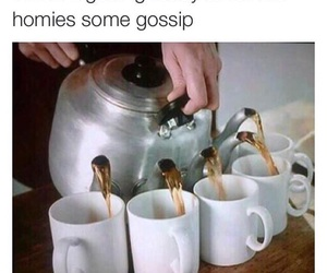 funny, gossip, and lol image
