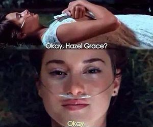 the fault in our stars, hazel grace, and okay image
