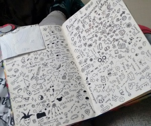 doodle and drawings image