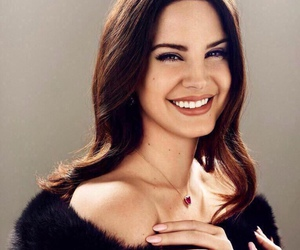 lana del rey, smile, and lana image