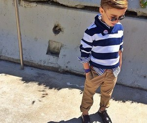 boy, children, and style image