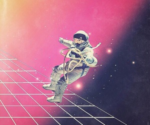 astronauts, color, and people image