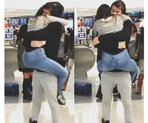 nash grier, hug, and couple image