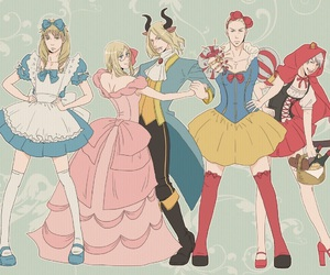 alice, alice in wonderland, and aph image