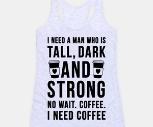 funny t shirts, coffee gift, and coffee gifts image