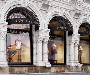 fashion, city, and Dolce & Gabbana image
