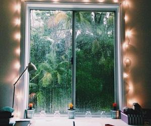 escape, harmony, and rainy day image