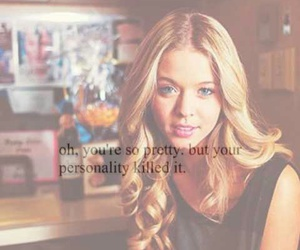 pll, pretty little liars, and sasha pieterse image