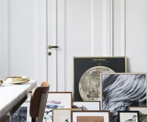 decor, interior, and whale image
