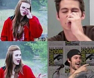 twins, teen wolf, and holland roden image