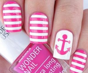 nail art and pretty image