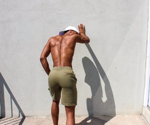 back, dude, and booty image