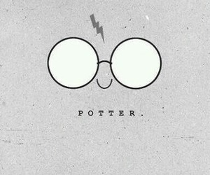 harry potter, book, and potter image