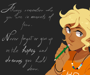 percy jackson, pjo, and annabeth chase image
