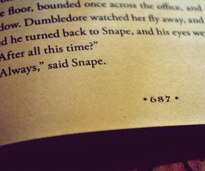always, dumbledore, and love image
