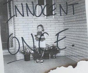 innocent, quotes, and once image
