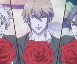 tsubaki, brothers conflict, and natsume image