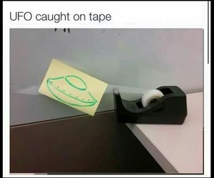 funny and ufo image