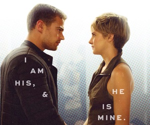 divergent, insurgent, and four image