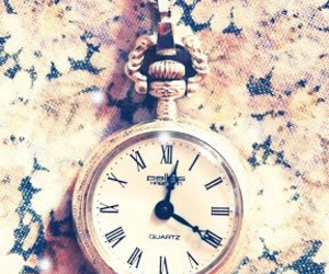 reloj, watch, and time image