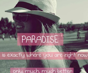 girl, quote, and life image