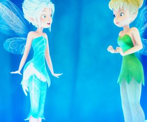 disney, disney fairies, and pixie hollow image