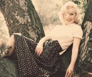 marilyn, Marilyn Monroe, and monroe image