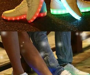 lights and shoes image