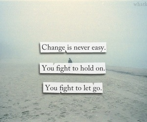 quote, change, and fight image