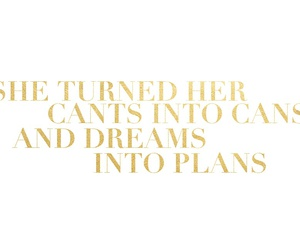 quote, dreams, and words image