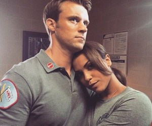 chicago fire and dawsey image