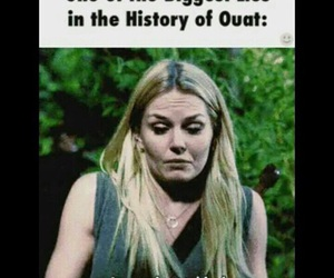 ️ouat, emma swan, and captain swan image