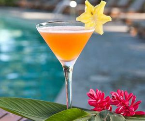 cocktail, exotic, and paradise image