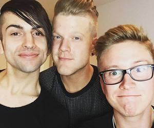tyler oakley, scott hoying, and mitch grassi image