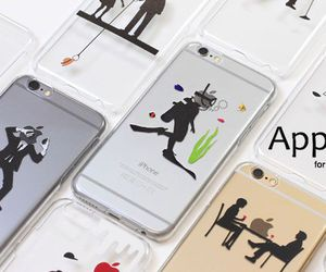 accessory, apple, and beautiful image
