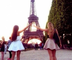 my friend, paris, and best friends forever image