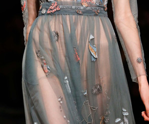 details, dress, and haute couture image