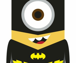 minions and batman image