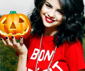 selena gomez and Halloween image