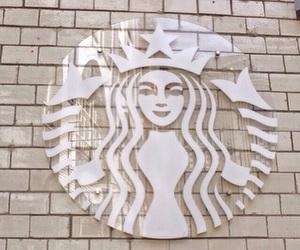 starbucks, beige, and coffee image