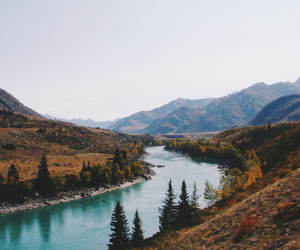 nature, travel, and river image